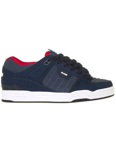 Zapatilla Globe Fusion II navy/red