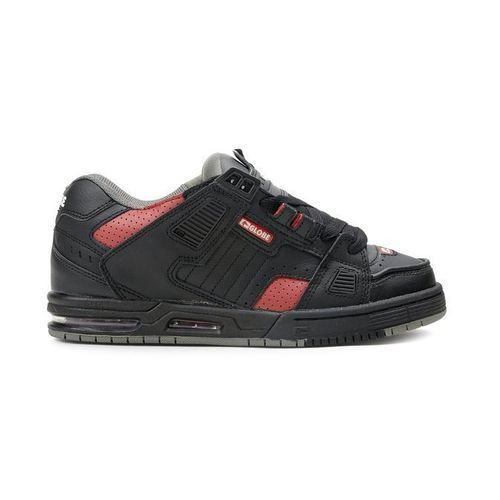 Zapatilla Globe Sabre II black/red