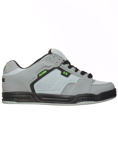 Zapatilla Globe Scribe I grey/black/lime