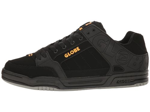 Zapatilla Globe Tilt II black/black/orange