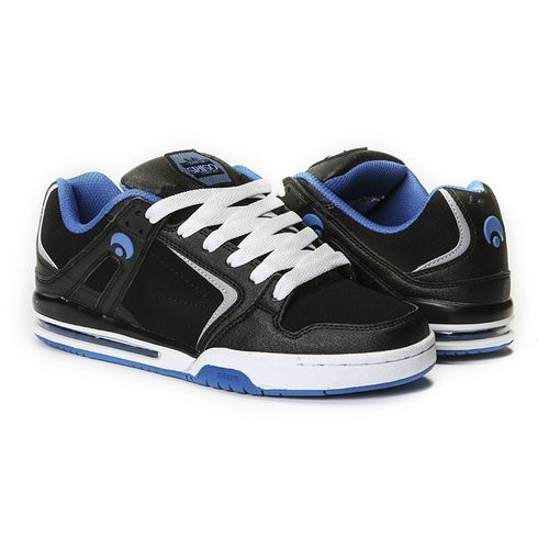Zapatilla Osiris I PXL black royal white